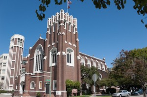 St Paul's Episcopal Church, Oakland