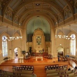 St Mark's Lutheran Church, San Francisco