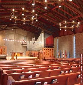 Unitarian Universalist Church of Berkeley, Kensington